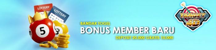 promo bonus togel terbaru
