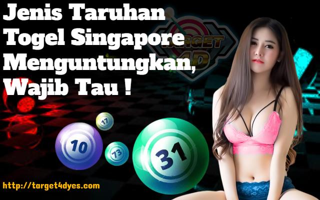 taruhan togel singapore online menguntungkan