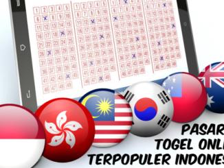 Mengenal Pasaran Togel Online Terpopuler di Indonesia